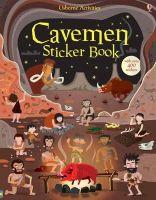 Fiona Watt, Paul (Ill) Nicholls - Cavemen Sticker Book - 9781409539681 - V9781409539681