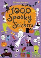 Fiona Watt - 1000 Spooky Stickers (Sticker Book) - 9781409547099 - V9781409547099