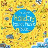 Frith, Alex - Holiday Pocket Puzzle Book - 9781409550167 - V9781409550167