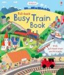 Fiona Watt - Pull-Back Busy Train - 9781409550341 - 9781409550341
