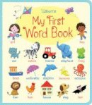 Felicity Brooks - My First Word Book - 9781409551836 - V9781409551836