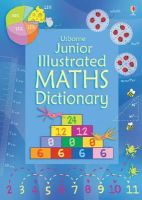 Tori Large, Kirsteen Rogers - Junior Illustrated Maths Dictionary - 9781409555322 - V9781409555322