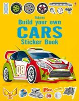 Tudhope, Simon - Build Your Own Car Sticker Book - 9781409555384 - V9781409555384
