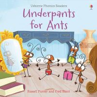 Russell Punter - Underpants for Ants - 9781409557449 - V9781409557449