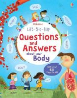 Katie Daynes - Lift the Flap Questions & Answers Body (Usborne Lift-the-Flap-Books) - 9781409562108 - V9781409562108