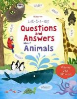 Daynes, Katie - Lift the Flap Questions & Answers about Animals - 9781409562115 - V9781409562115