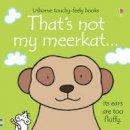 Watt, Fiona - That's Not My Meerkat - 9781409562474 - V9781409562474