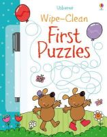 Greenwell, Jessica - Wipe-Clean First Puzzles - 9781409563273 - V9781409563273