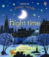 Anna Milbourne - Peep Inside Night-Time - 9781409564010 - V9781409564010