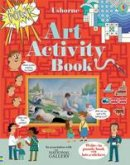 Baer, Sam, Dickins, Rosie - Art Activity Book - 9781409564126 - V9781409564126