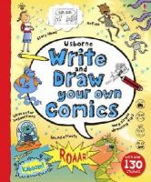 Stowell, Louie - Write and Draw Your Own Comics - 9781409564256 - V9781409564256