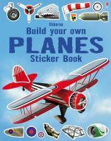 Simon Tudhope - Build Your Own Planes Sticker Book (Build Your Own Sticker Books) - 9781409564485 - V9781409564485