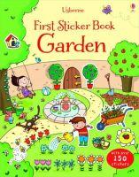 Bowman, Lucy - First Sticker Book Garden - 9781409564652 - V9781409564652