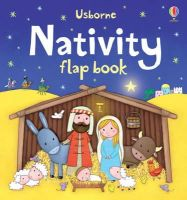 Sam Taplin - Nativity Flap Book (Usborne Flap Books) - 9781409564713 - V9781409564713
