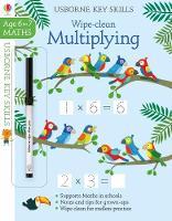 Holly Bathie - Wipe-Clean Multiplying 6-7 (Key Skills) - 9781409564898 - V9781409564898