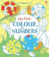Watt, Fiona - My First Colour by Numbers - 9781409565185 - V9781409565185