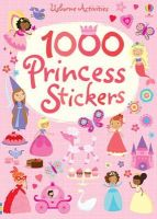 Bowman, Lucy - 1000 Princess Stickers - 9781409565222 - V9781409565222