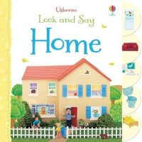 Brooks, Felicity - Look and Say Home (Usborne Look and Say) - 9781409566298 - V9781409566298