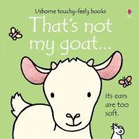 Watts, Fiona - That's Not My Goat - 9781409570530 - V9781409570530