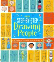 Fiona Watt - Step-by-Step Drawing People - 9781409581185 - V9781409581185