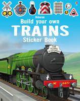 Tudhope, Simon - Build Your Own Trains Sticker Book (Build Your Own Sticker Books) - 9781409581321 - V9781409581321