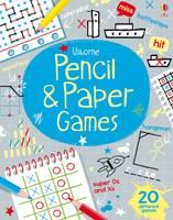 Various - Pencil & Paper Games (Tear-off Pads) - 9781409581352 - V9781409581352