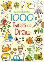 Kirsteen Robson - 1000 Things to Draw - 9781409581437 - V9781409581437