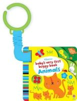 Watt, Fiona - Baby's Very First Buggy Book Animals (Baby's Very First Books) - 9781409581734 - V9781409581734