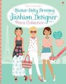 Fiona Watt - Sticker Dolly Dressing Fashion Designer Paris Collection - 9781409581840 - V9781409581840