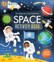Rebecca Gilpin - Little Children's Space Activity Book - 9781409581925 - V9781409581925