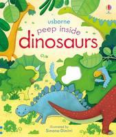 Milbourne, Anna - Peep Inside Dinosaurs - 9781409582038 - V9781409582038
