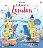 Melmoth, Jonathan - Look Inside London - 9781409582076 - V9781409582076