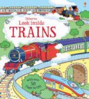 Alex Frith - Look Inside Trains - 9781409582083 - V9781409582083