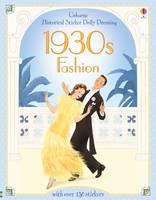Maskell, Hazel - Historical Sticker Dolly Dressing 1930s Fashion - 9781409582267 - V9781409582267