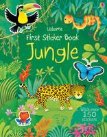 Alice Primmer - First Sticker Book Jungle (First Sticker Books) - 9781409582380 - V9781409582380
