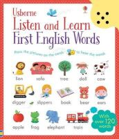 Sam Taplin - Listen and Learn First English Words - 9781409582489 - V9781409582489
