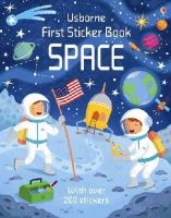 Sam Smith - First Sticker Book Space - 9781409582526 - V9781409582526