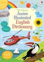 Wood, Hannah; Brooks, Felicity - Junior Illustrated English Dictionary - 9781409582625 - V9781409582625