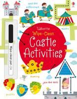 Robson, Kirsteen - Wipe-Clean Castle Activities - 9781409582809 - V9781409582809