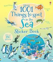 Teri Gower - 1001 Things to Spot in the Sea Sticker Book (1001 Things to Spot Sticker Books) - 9781409583417 - V9781409583417