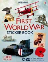 Struan Reid - First World War Sticker Book - 9781409583899 - V9781409583899