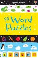 Various - 99 Word Puzzles (Usborne Puzzle Books) - 9781409584582 - V9781409584582