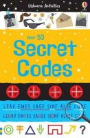 Emily Bone - Over 50 Secret Codes - 9781409584612 - V9781409584612