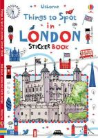 Various - Things to Spot in London Sticker Book - 9781409586050 - V9781409586050