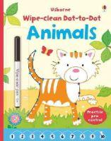 Katrina Fearn - Wipe-Clean Dot-to-Dot Animals - 9781409587521 - V9781409587521