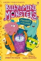 Zanna Davidson - Billy and the Mini Monsters Monsters on the Loose (Young Reading Series 2 Fiction) - 9781409593409 - V9781409593409