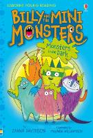 Zanna Davidson - Billy and the Mini Monsters Monsters in the Dark (Young Reading Series 2 Fiction) - 9781409593416 - V9781409593416