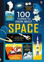 Alex Frith, Jerome Martin, Alice James - 100 Things to Know About Space - 9781409593928 - V9781409593928
