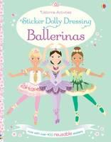 Watt, Fiona - Sticker Dolly Dressing Ballerinas - 9781409595281 - V9781409595281