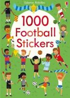 Bowman, Lucy - 1000 Football Stickers (1000 Stickers) - 9781409596974 - V9781409596974